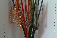 Organizando collares