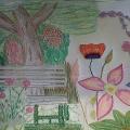 My Garden crayons 2012