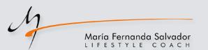 Lifestyle Coach Maria Fernanda logo